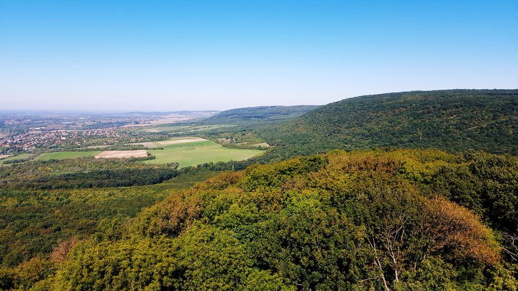 Kilátás a Ranzinger-kilátóból Forrás: www.mozgasvilag.hu