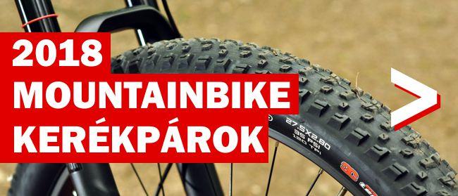 Mountainbike kerékpárok 2018 Forrás: Mozgásvilág.hu