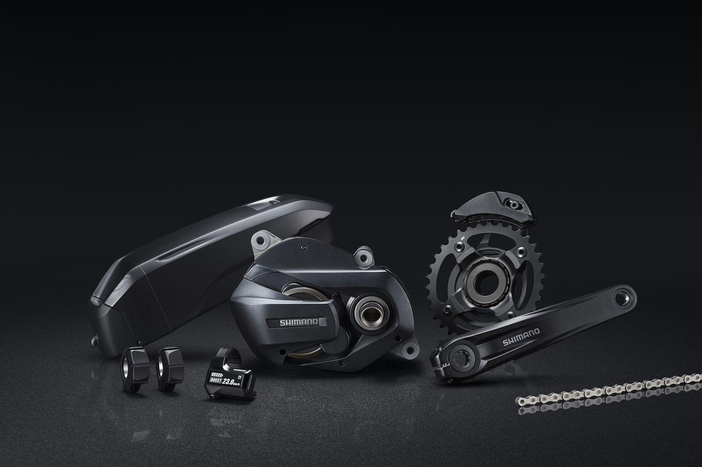 Shimano STePS E7000 Forrás: Shimano