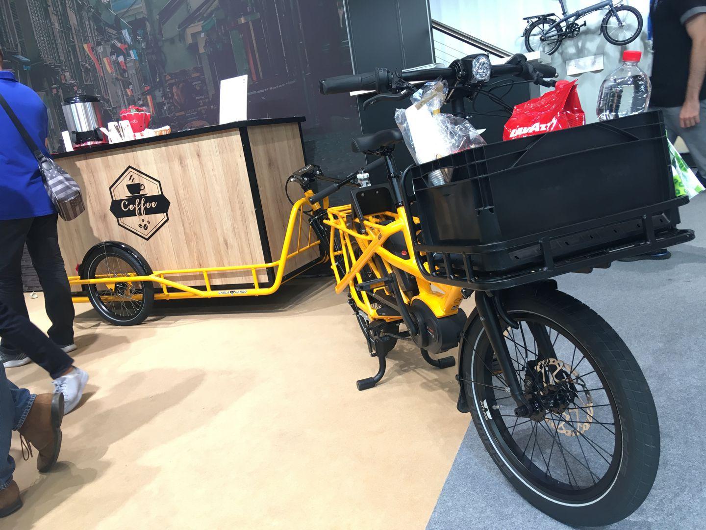 Cargo kerékpárok