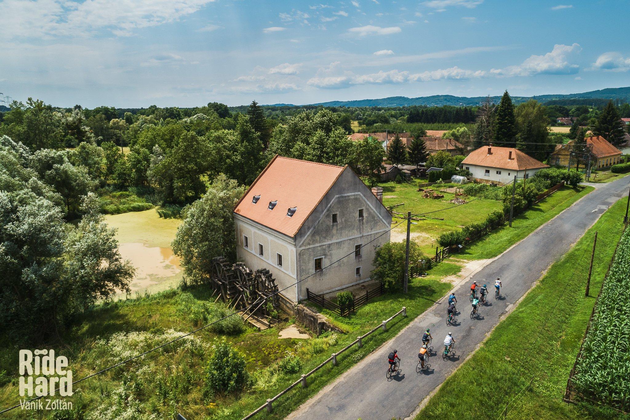 Murafölde kerékpárral Forrás: Vanik Zoltán (facebook.com/vanikzoltanfoto)