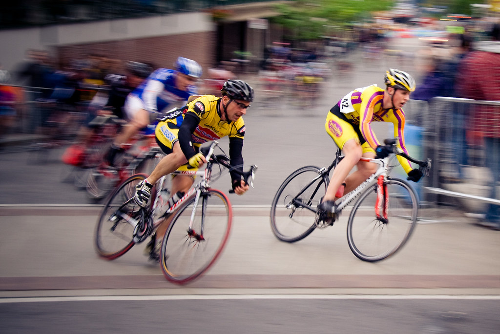 Kritérium országúti kerékpárverseny Forrás: Photo credit: hyfen on Visualhunt.com / CC BY-NC-SA