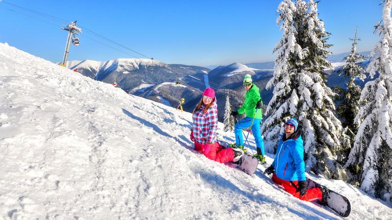 Snow Park Donovaly Forrás: Snow Park Donovaly