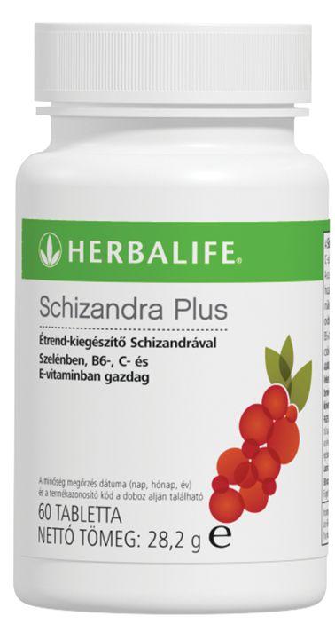 Herbalife Schizandra Plus Forrás: Herbalife