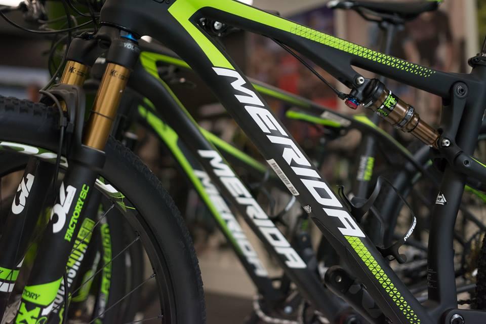 Megnyílt a Merida Concept Store! Forrás: Bikefun Hungary Kft. Facebook