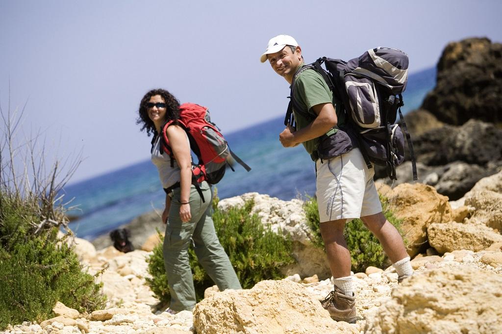 Fedezd fel a szigeteket túrázás közben! Forrás: Máltai Idegenforgalmi Hivatal