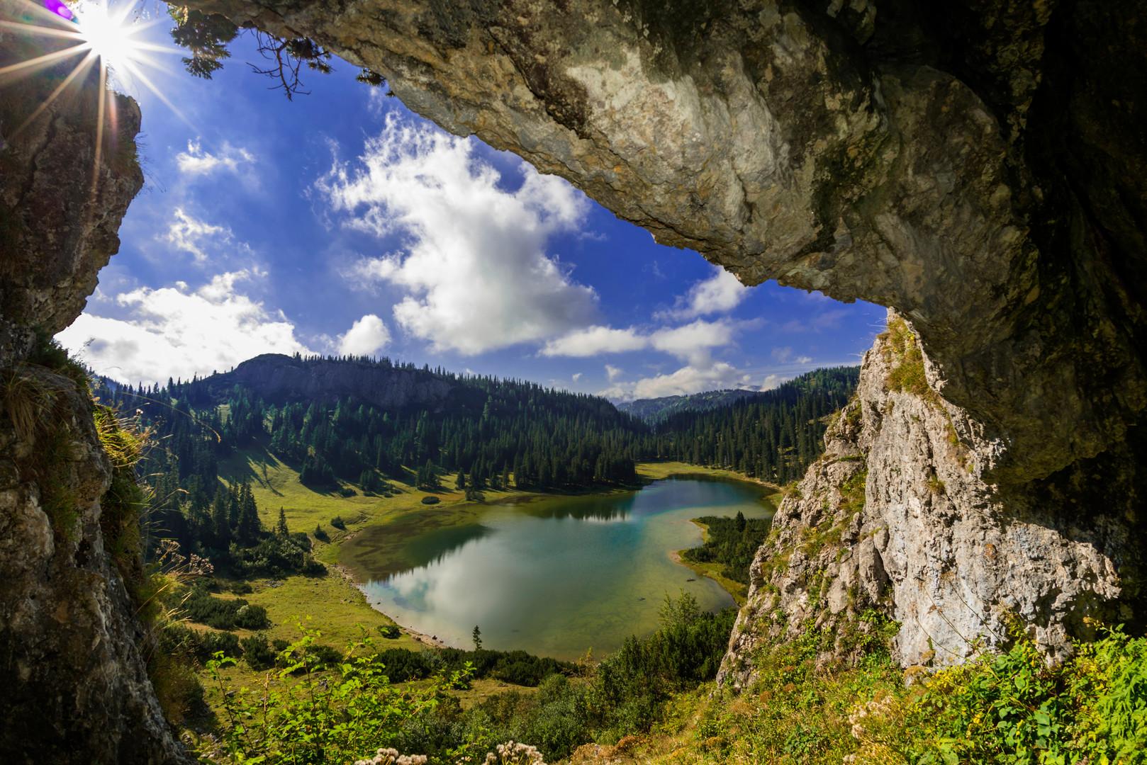 Stájerország tavakban is bővelkedik Forrás: (c) Steiermark Tourismus_Weber Berger