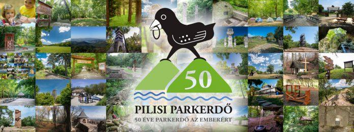 50 év 50 célpont Forrás: Pilisi Parkerdő Zrt.