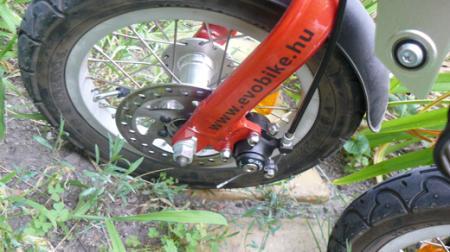 Összehajtható kerékpár