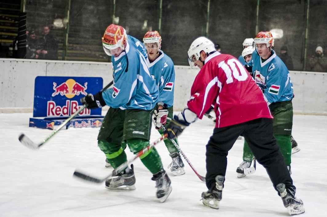 Red Bull Open Ice 2011 Kisstadion