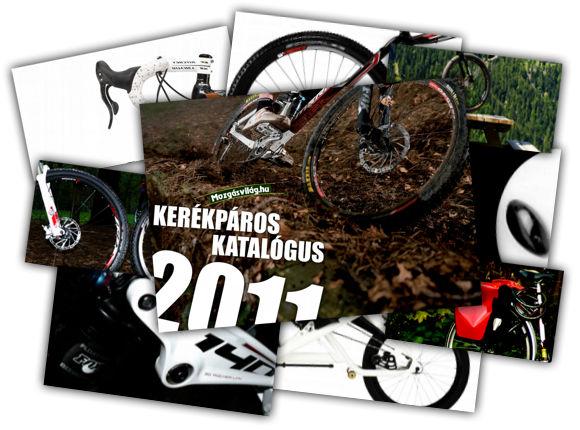 Kerékpáros Katalógus 2011