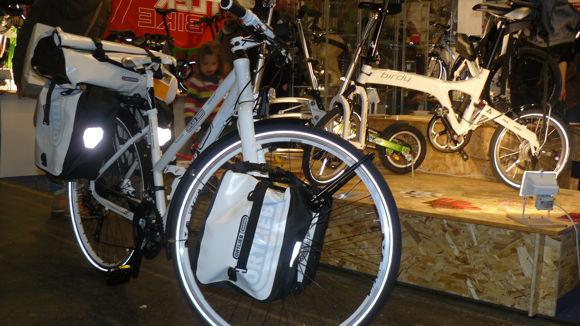 Kerékpártúrára készen