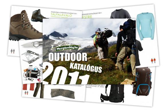 Outdoor Katalógus 2011