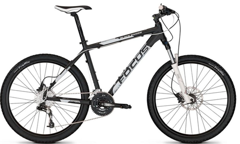 Focus Balck Rider