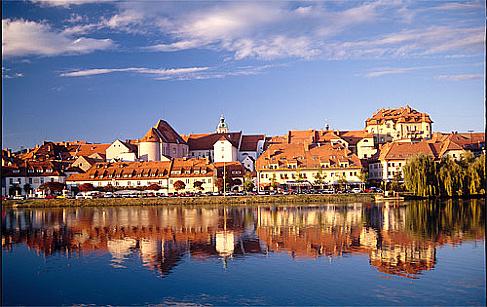 Maribor Forrás: www.slovenia.info