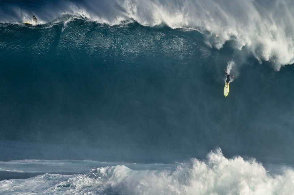 Dawe Wassel - Az év legkomolyabb ráevezett hulláma
