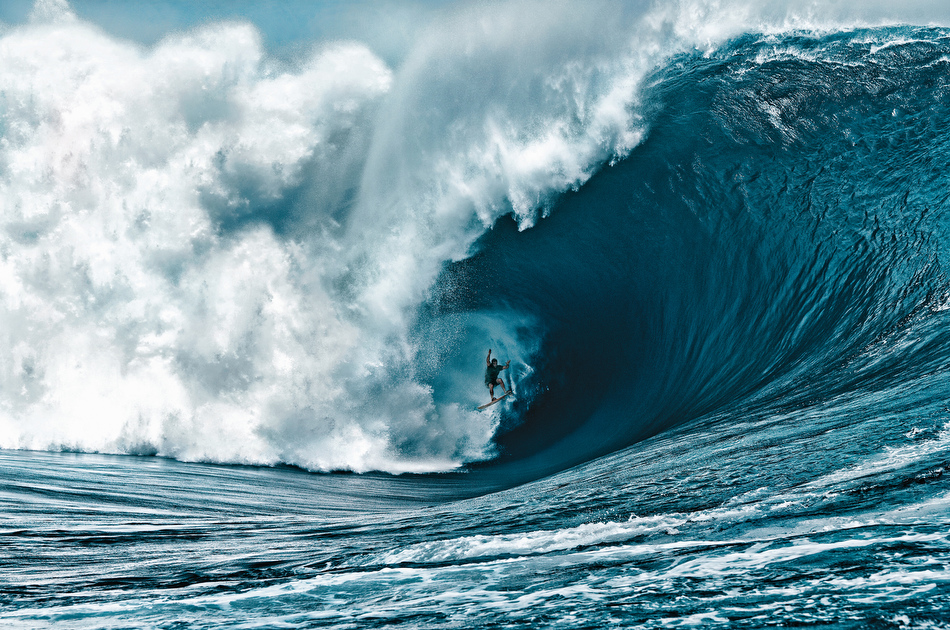 Nathan Fletcher - Az év hulláma