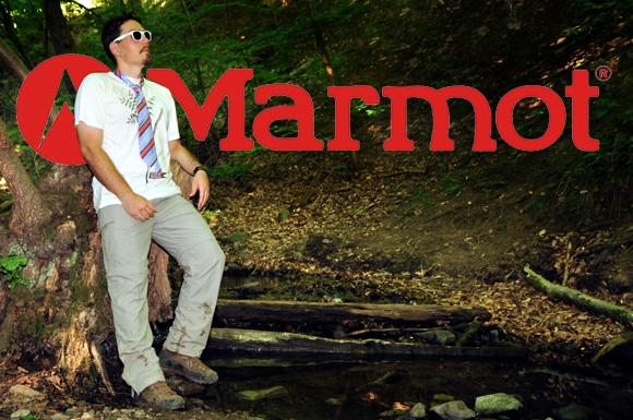 Marmot túrandrág