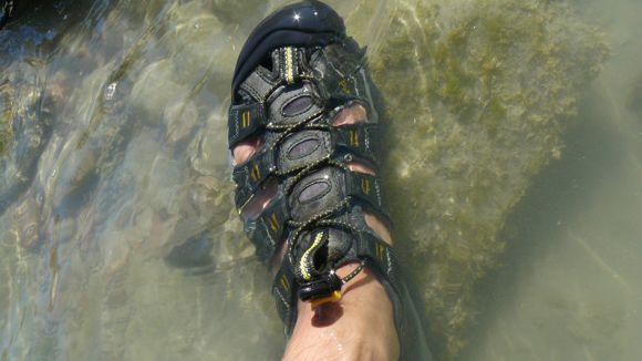 Tesztelve az úszó szandál - Keen Newport H2 teszt 0347f1f03f