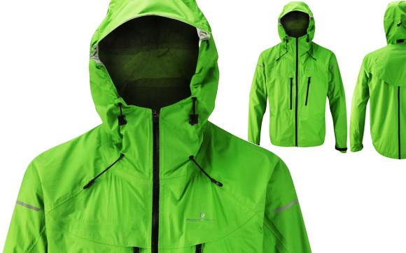 Trail tempest jacket