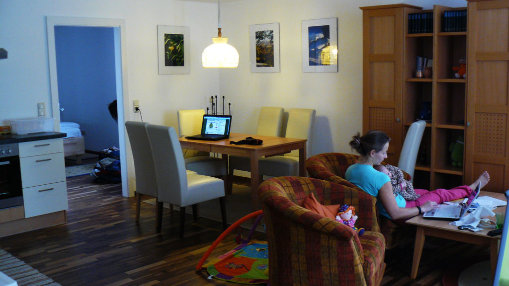 Familien Apartment Lackenhof