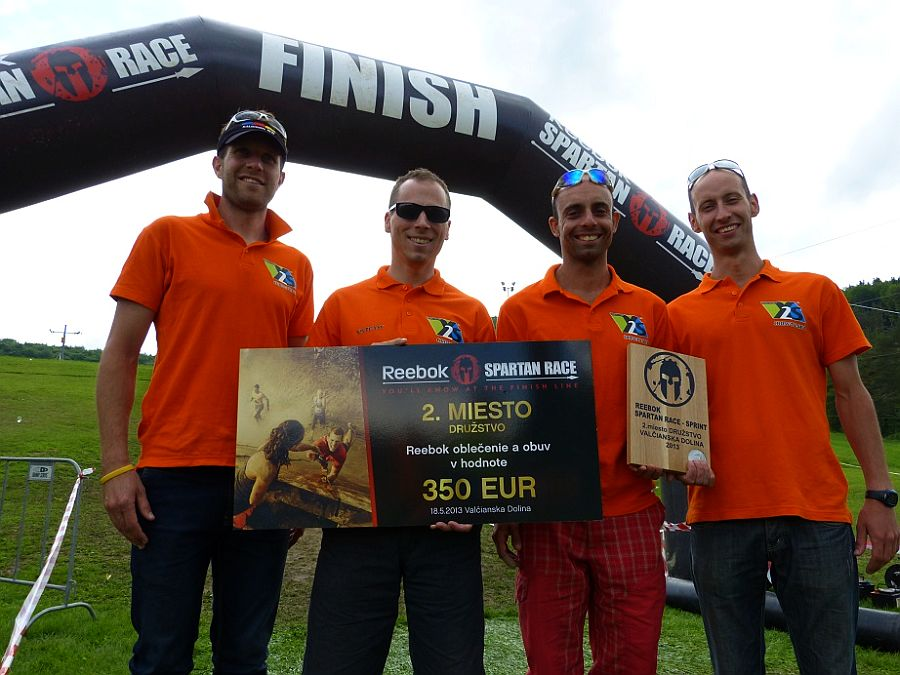 X2S TEAM, Spartan Race