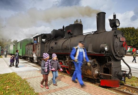 Feistritztalbahn gőzmozdony