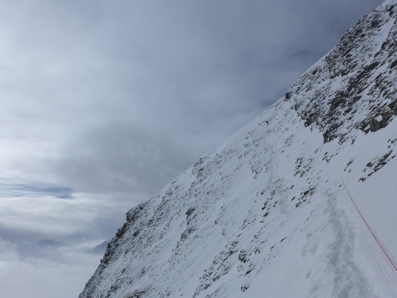 A pont Dávid (Genfi-sarkantyú, Mount Everest) Forrás: Suhajda Szilárd