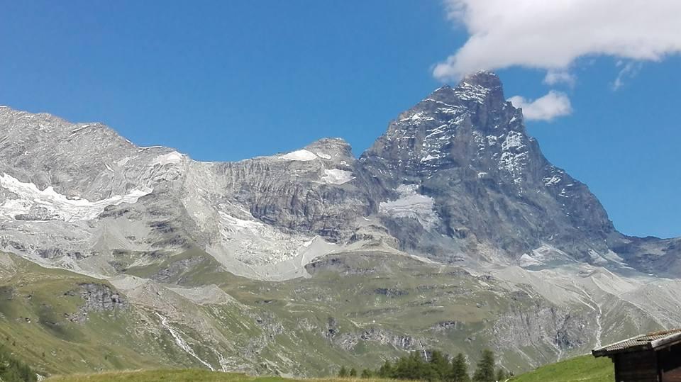 Így nézett ki a Cervino a mászás előtt Forrás: Antonio Jesus Velez Ruiz Facebook