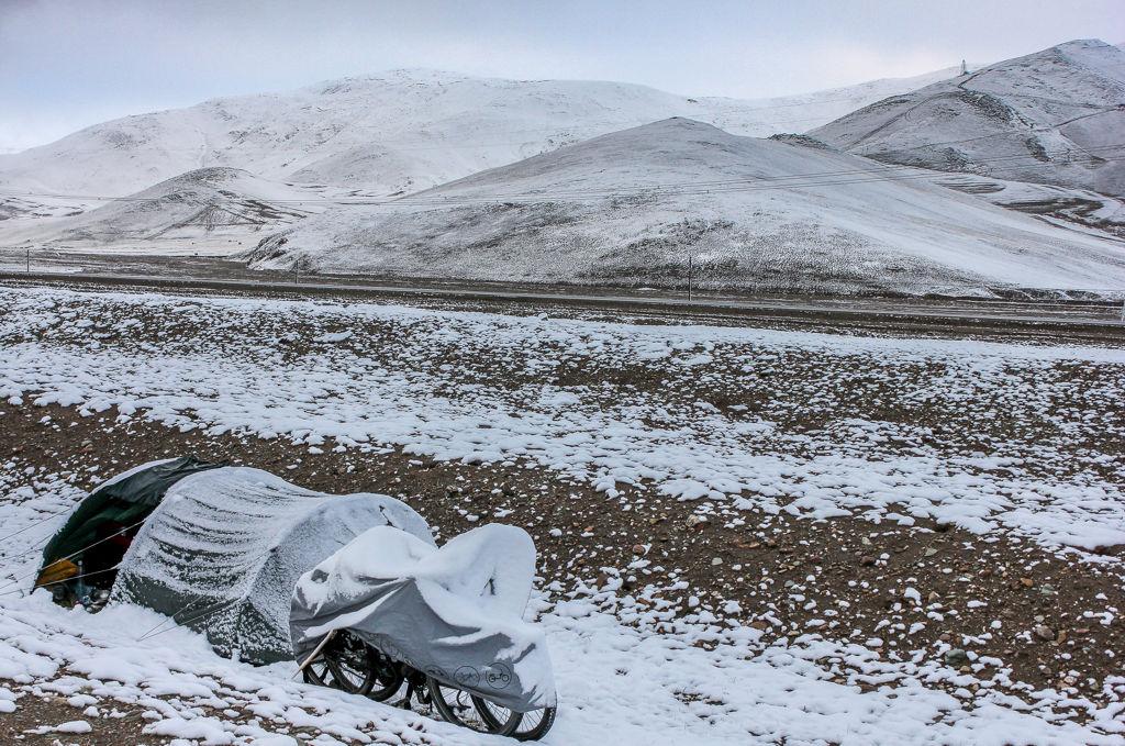 Útban a Tibeti-fennsík felé Forrás: Magunkútján.hu