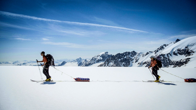 This Mountain Life Coast Range Traverse Segment Forrás: Banff Hegyifilm Fesztivál