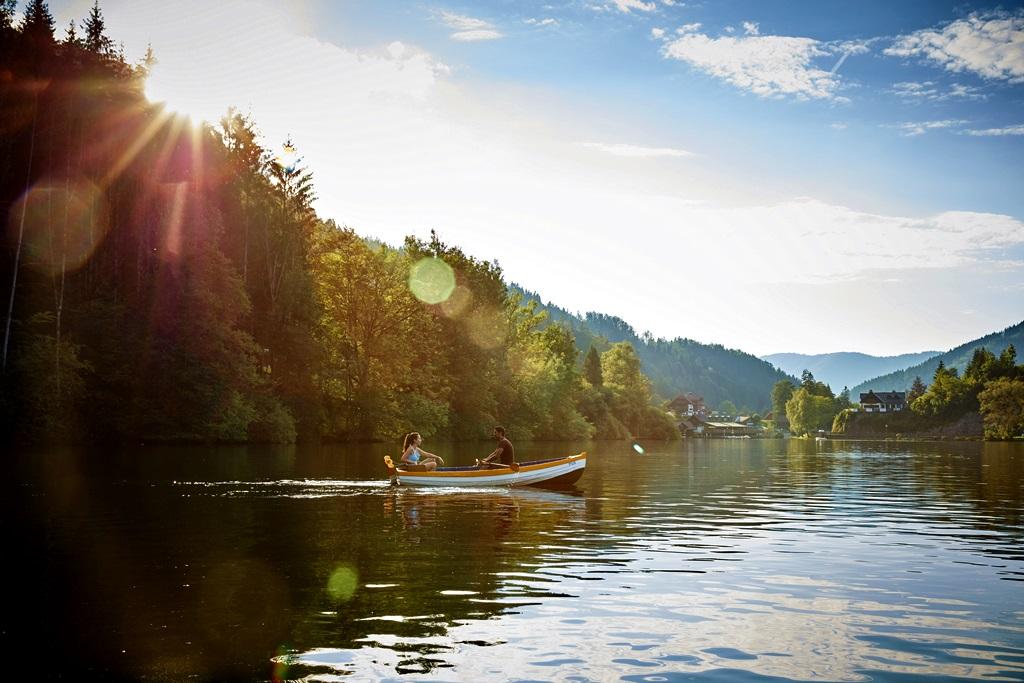 Nyár a hegyekben Lunz am See-nél Forrás: (c) Niederösterreich-Werbung_Michael Liebert