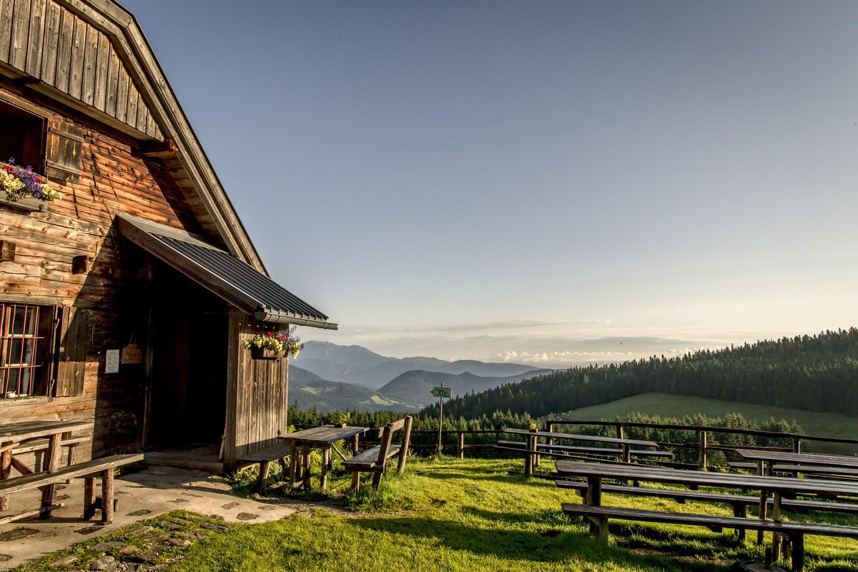 Nyár a hegyekben a Bécsi Alpokban Forrás: (c) Niederösterreich Werbung Robert Herbst