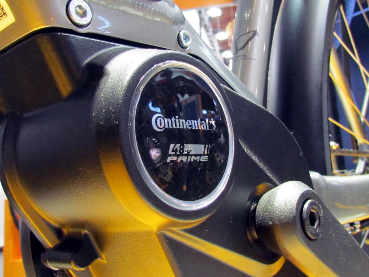 Continental 48V Prime Forrás: Bike-Europe