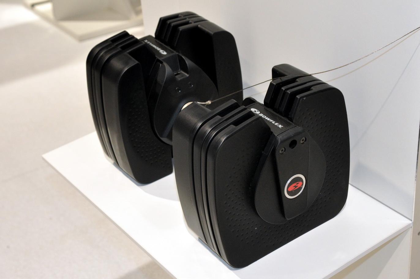 Bowflex Forrás: Paraferee - mozgásvilág.hu