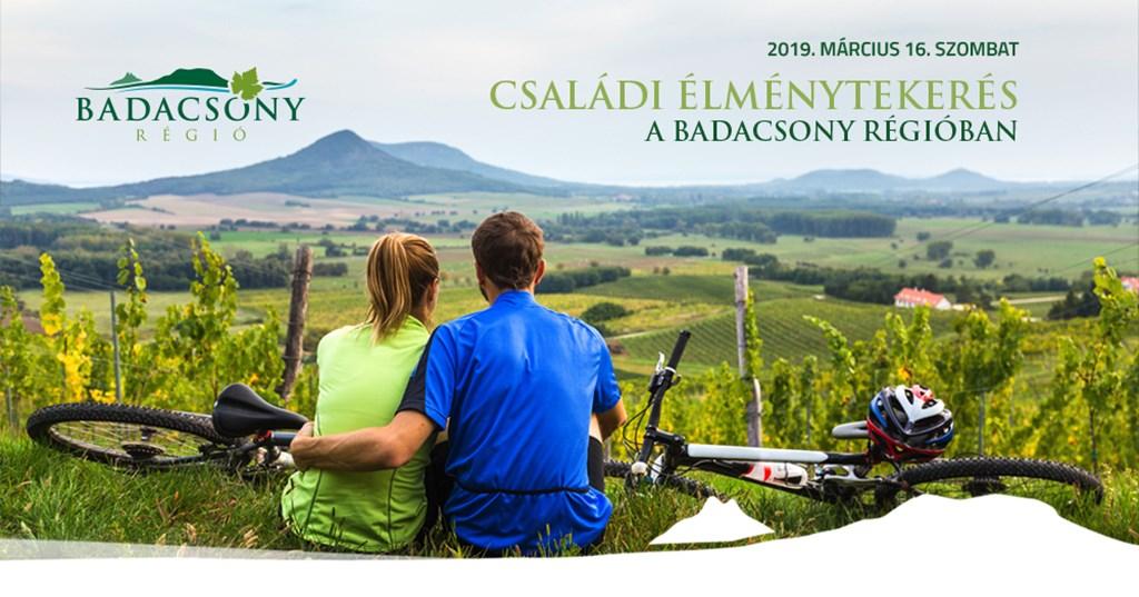 Családi Élménytekerés a Badacsony régióban Forrás: Badacsonyi Céh Turisztikai Egyesület