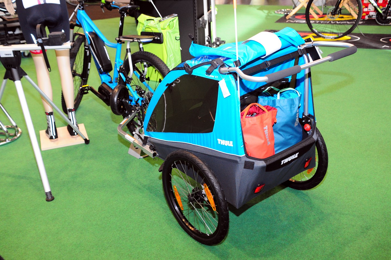 Újratervezett Chariot telepakolva Forrás: Paraferee- Mozgásvilág