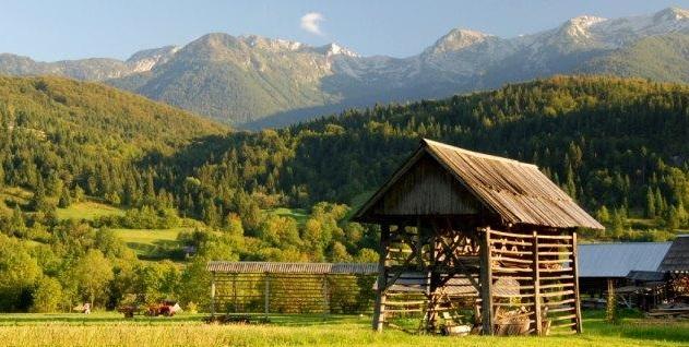 Vidéki élet Forrás: www.slovenia.info