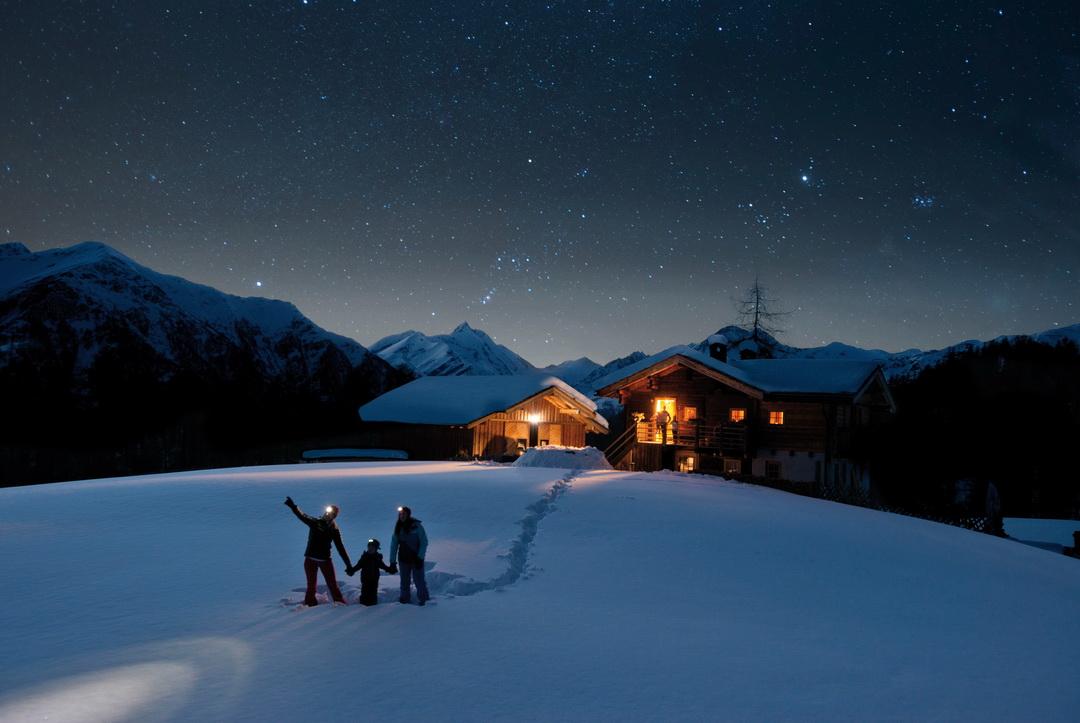 Magas-Tauern Nemzeti Park Forrás: DAPRA/Hohe Tauern NPR