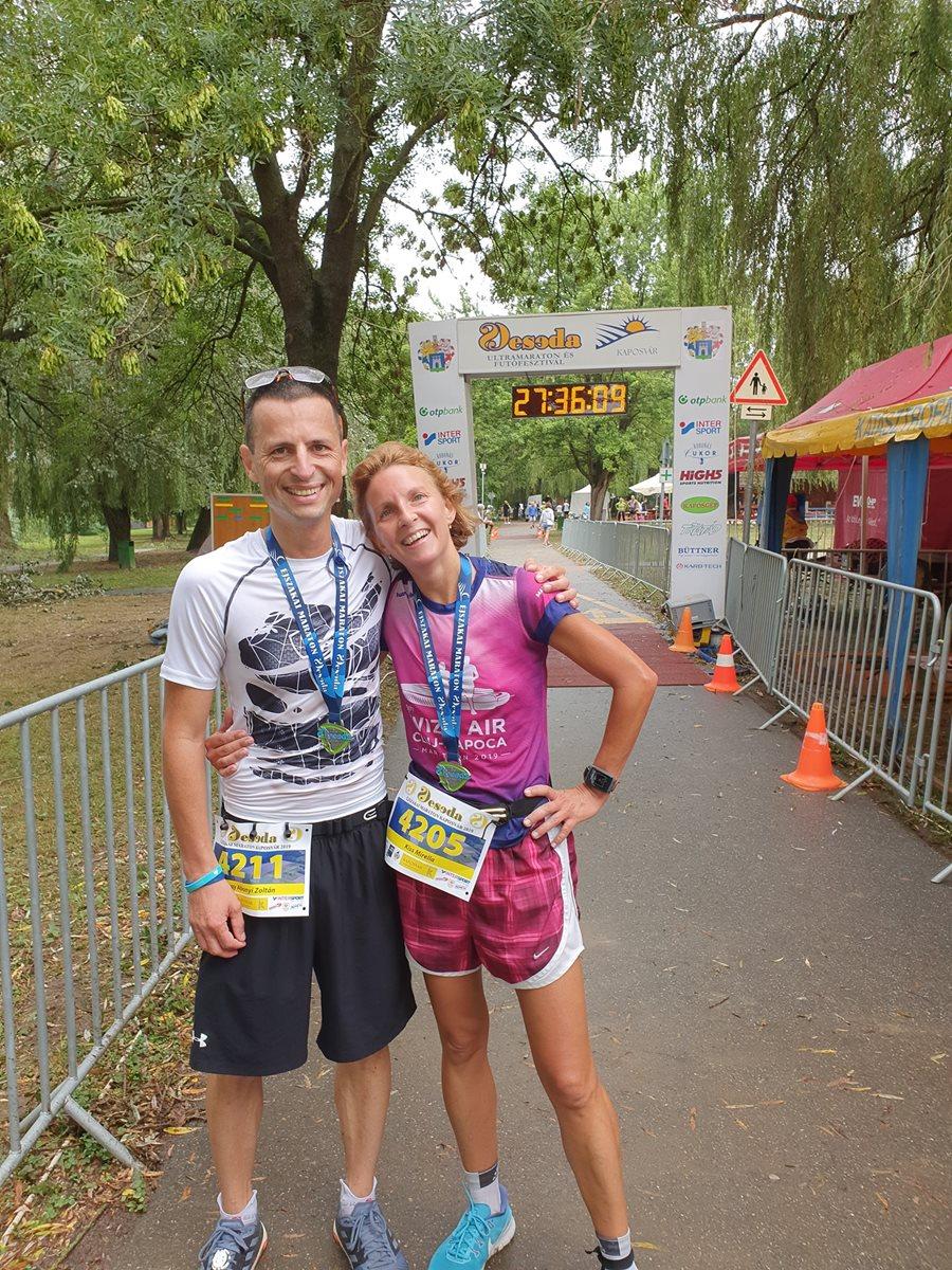 Duma-Deseda ultramaraton 2019 Forrás: (c) Péter Attila