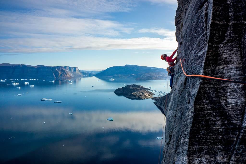 DODOSDELIGHT-01-Sean Villanueva O' Driscoll Baffin Island Forrás: Reel Rock11 (c) Ben Ditto