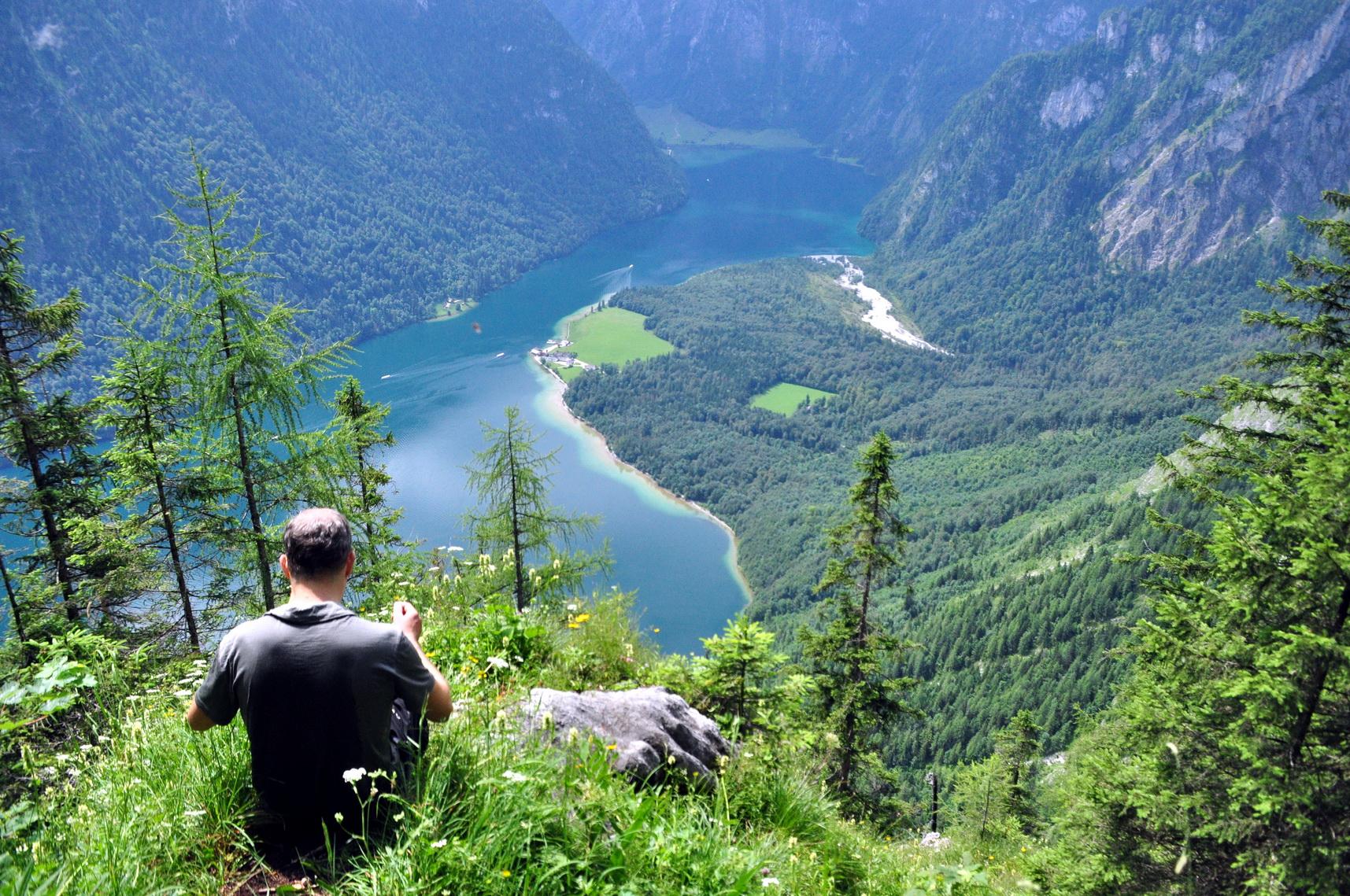 Lélegzetelállító panoráma Forrás: Paraferee - Mozgásvilág.hu