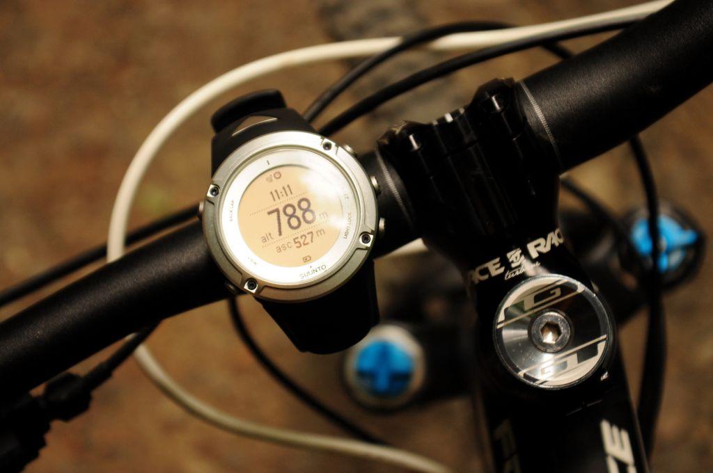 Suunto Ambit 2 kerékpáros karóra Forrás: Paraferee - Mozgásvilág.hu