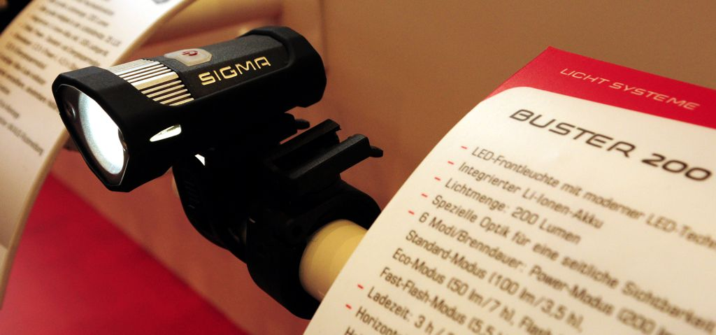 Sigma Buster 200 Forrás: Paraferee - Mozgásvilág.hu