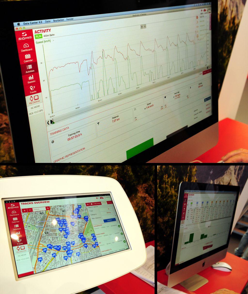 Sigma Move applikáció Forrás: Paraferee - Mozgásvilág.hu