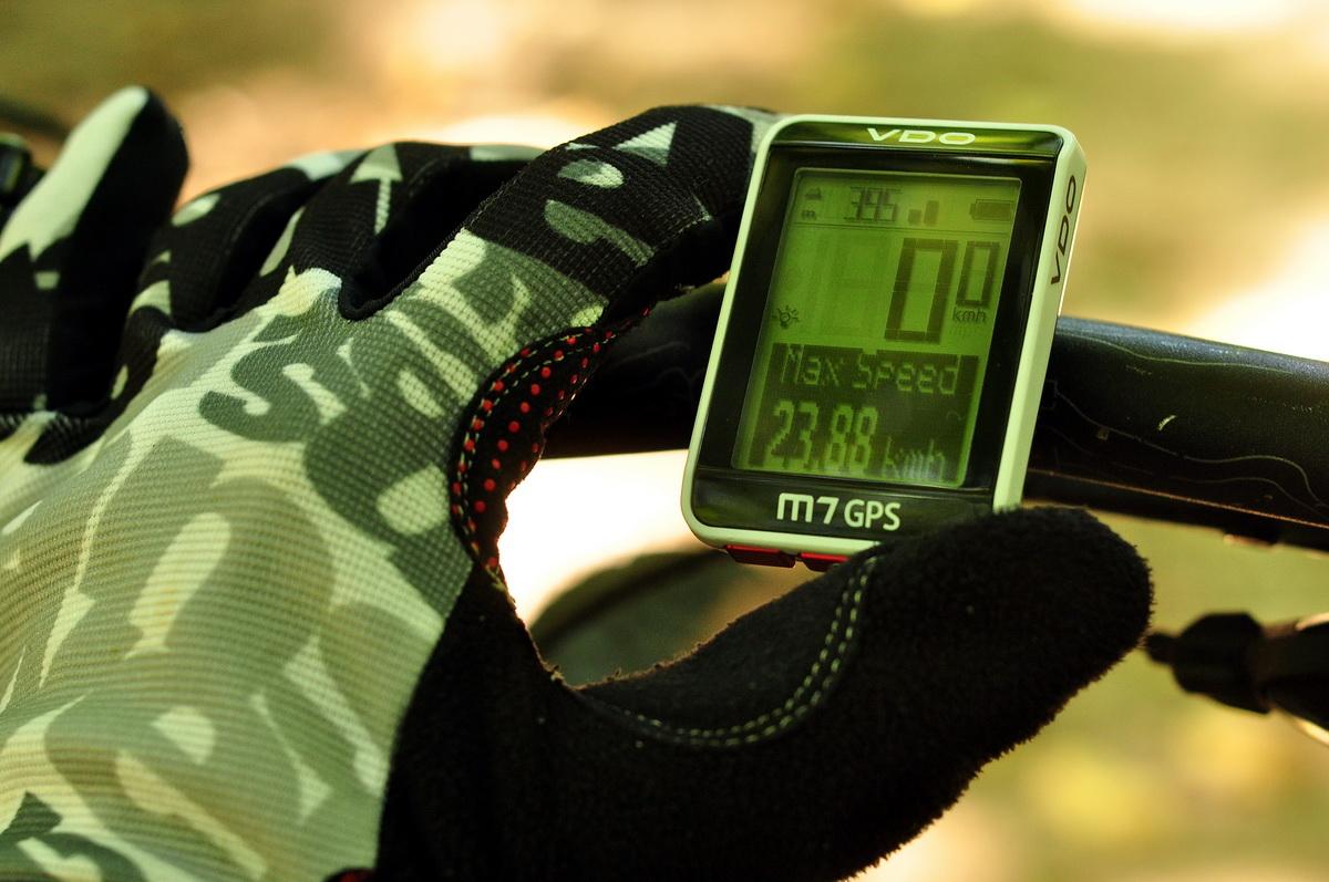 VDO M7 GPS - könnyű kezelhetőség Forrás: Paraferee - mozgasvilag.hu