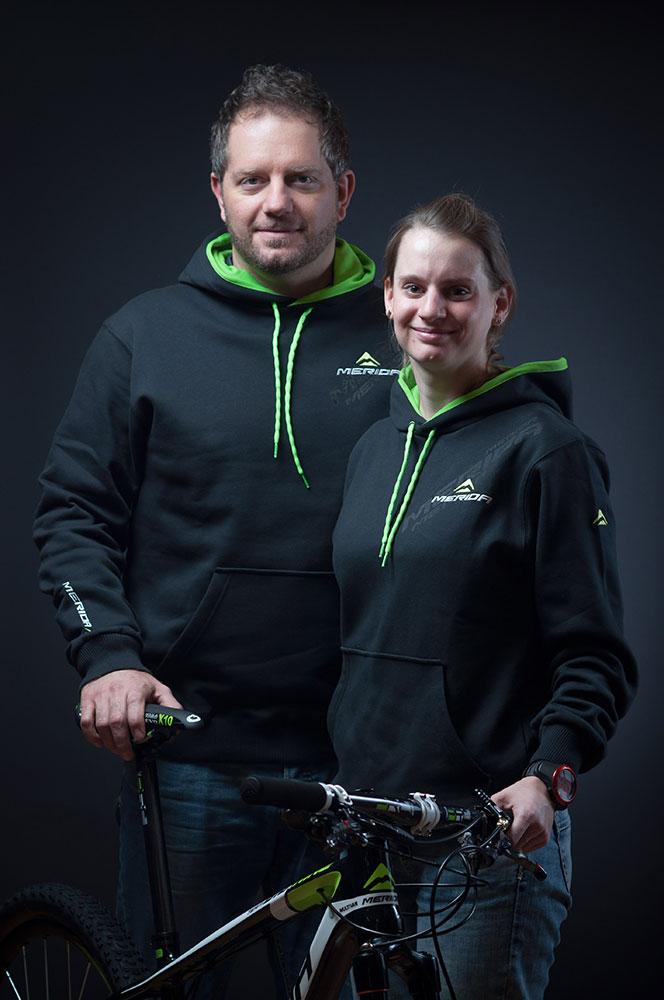 Poór Brigitta és Mikula Gábor