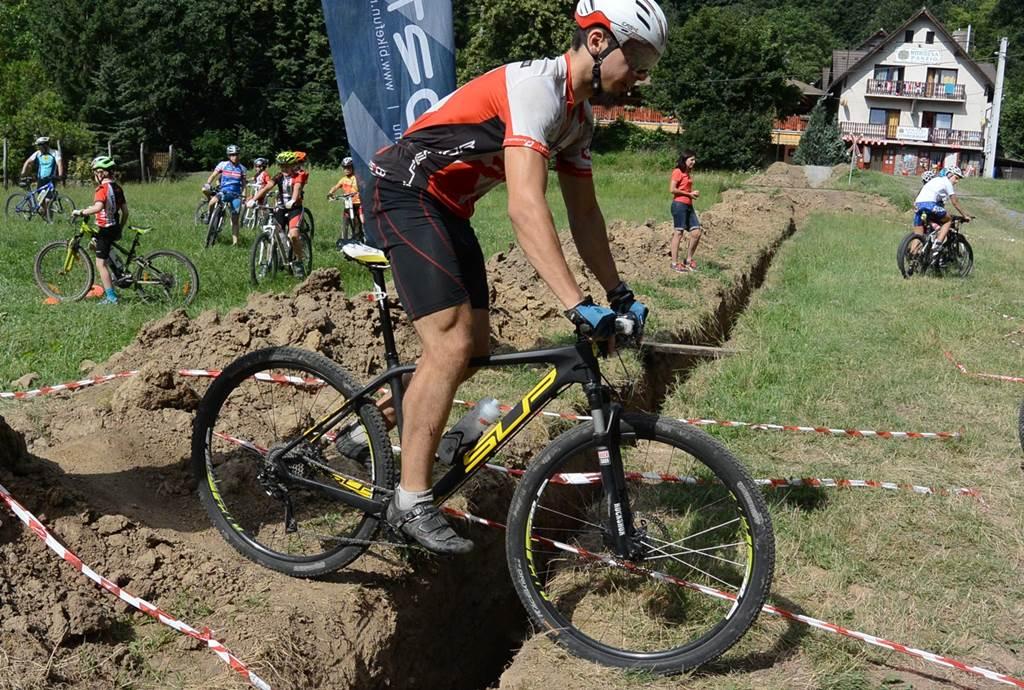 Edzésre leginkább a Protection vált be. Forrás: (c) ÚJBUDA Superior Mountain Bike Sportegyesület