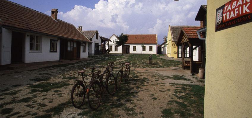 Mönchhof Falumúzeum Forrás: www.burgenland.info