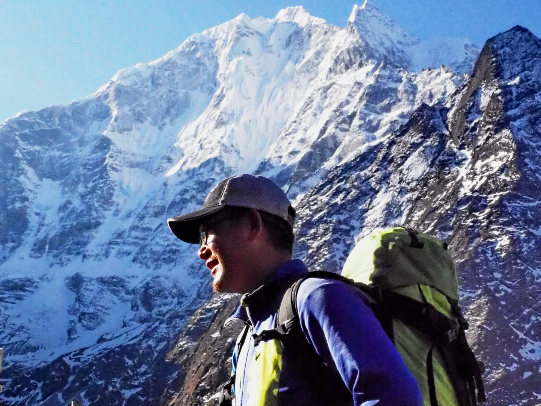 Phurba Namgyal Serpa, az egyik vezetőnk Forrás: Mozgásvilág/Pintér László
